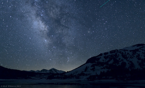 c0m3ts:  Destination - Milky Way by Rick Whitacre on Flickr.