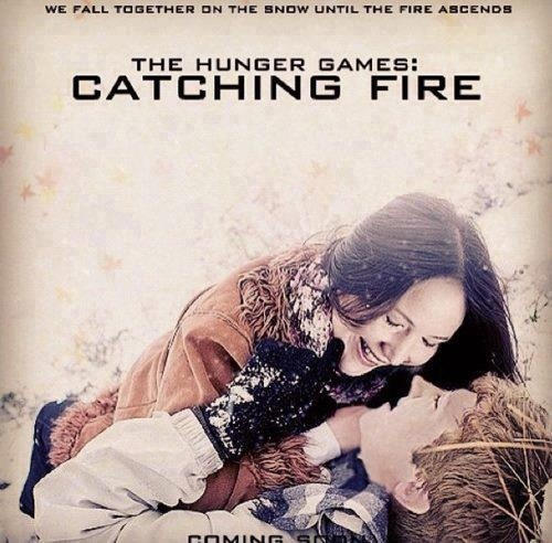 [178/365] A picture a day until the release of The Hunger Games: Catching Fire
