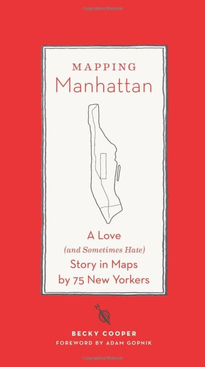 flavorpill:  Based on the book cover alone, we're in love.   Want!