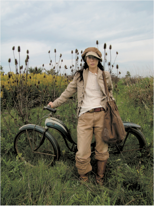 anthropologie:  Via: Tomboy Style