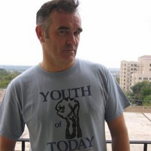 natexsavedxlatin:  Happy birthday #Morrissey