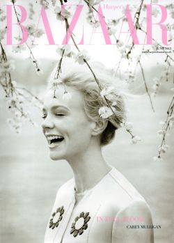 UK Harper's Bazaar June 2013 : Carey Mulligan by Tom Allen