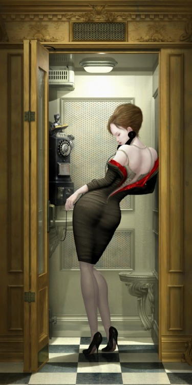 Ray Caesar,  NIGHT CALL (2012)