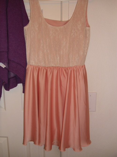 Christine!! this is the dress my mommy brought me for Saturday graduation.