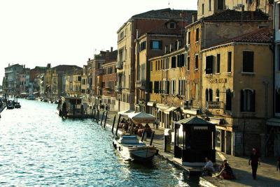 Of old waterways on Flickr.Venice