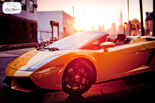 crash—test:  Lamborghini Gallardo (by asnagpal)