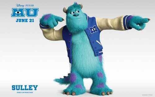 Monsters University wallpaper on MoviePictureDB.com on We Heart It. http://weheartit.com/entry/60079179/via/Soundofmyheart
