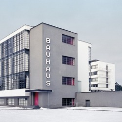 Bauhaus (via outside /)