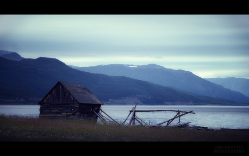 by the fjord near Alta, Norway by *wchild