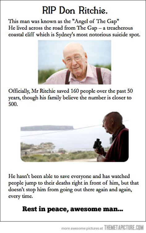 A man who restored faith in humanity…http://srsfunny.tumblr.com/