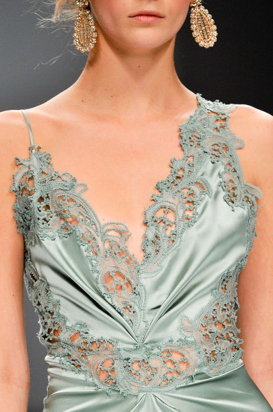game-of-style:  Margaery Tyrell - Ermanno Scervino spring 2012