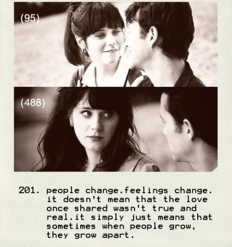 maurengc:  People change. Feelings change. It doesn't mean that the love once shared wasn't true and real. it simply just means that sometimes when people grow, they grow apart  on We Heart It - http://weheartit.com/entry/62057438/via/MaurenGc   Hearted from: http://quotes-lover.com/picture-quote/people-change-feeling-change-it-doesnt-mean-that-the-love-once-shared-wasnt-true-and-real-it-simply-just-means-that-sometimes-when-people-grow-they-grow-apart/