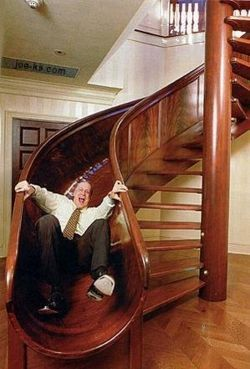 This slide is the first requirement of my dream house.