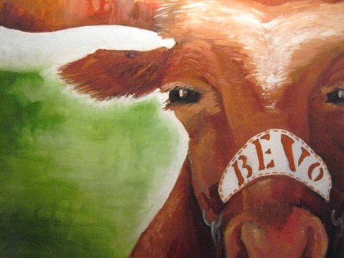 -BEVO- A present for Meghan.