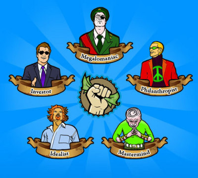 Which Billionaire Are You ?