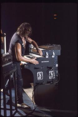 guitarslob:  Jon Lord and the beast …. Live in 1985