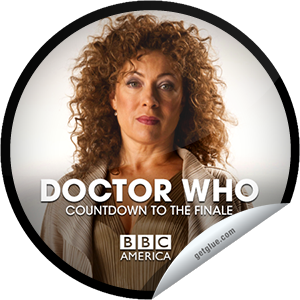 "I just unlocked the Doctor Who Countdown to the Season Finale: 1 Day sticker on GetGlue                      5887 others have also unlocked the Doctor Who Countdown to the Season Finale: 1 Day sticker on GetGlue.com                  You're counting down to the must-see Doctor Who season finale, ""The Name of the Doctor,"" Presented by Supernatural Saturday and only on BBC America tomorrow May 18 at 8/7c. The Doctor has a secret he will take to his grave. And it is discovered… Share this one proudly. It's from our friends at BBC America."