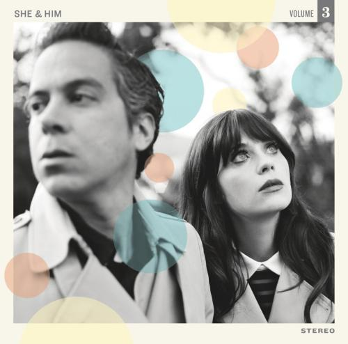 Tune Tuesday: Listen To She & Him Volume 3 over at NPR