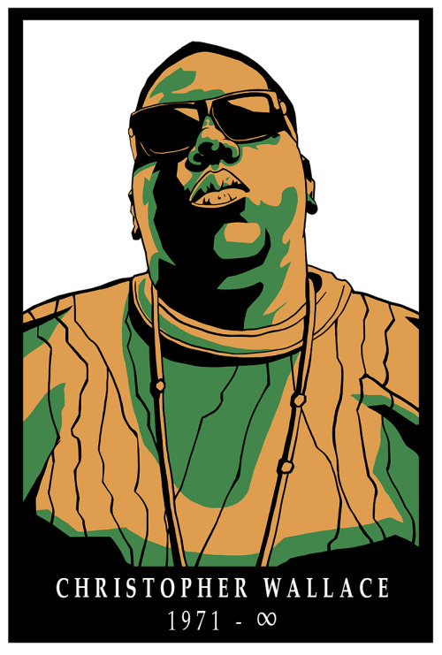 chelseandcharles:  Happy birthday, Biggie Smalls! ❤