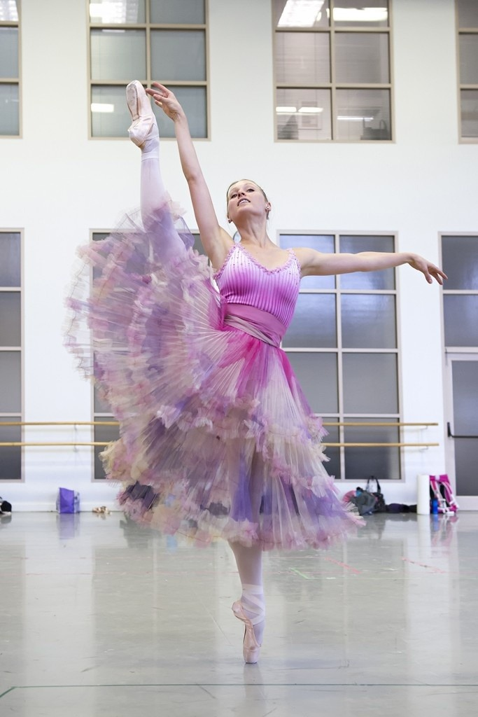 ashleylizserio:  Boston Ballet's Nutcracker flower costumes