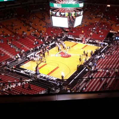 Lets go Heat! So excited =D