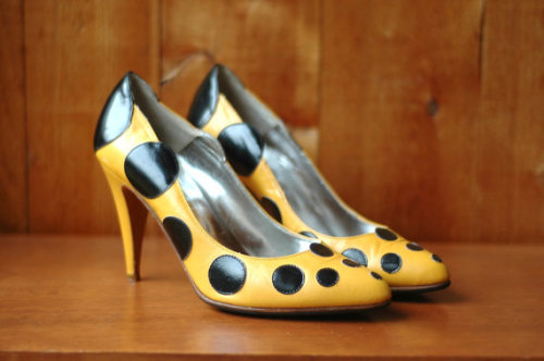 Amazing shoes from honey talk vintage!