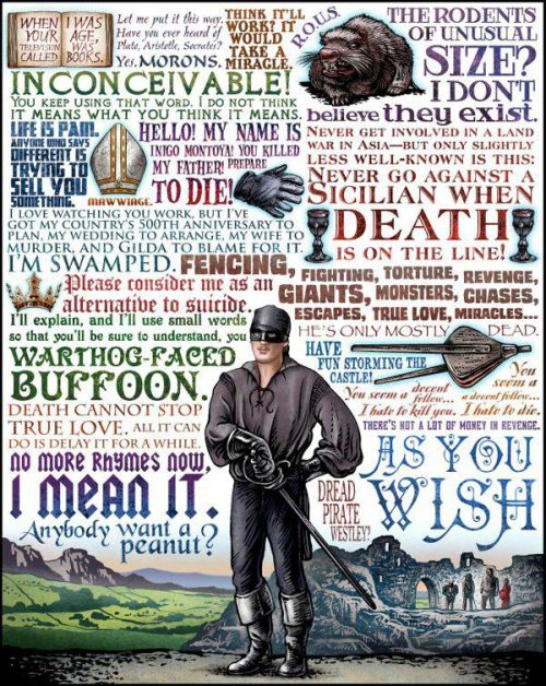 Princess Bride Quotes!