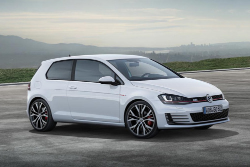 surplus-mag:  2015 Volkswagen GTI This fast little thing may not look like much, but it's boasting 220 horsepower in a 2.0-liter four cylinder engine. Coming next Spring, so start saving that allowance now.