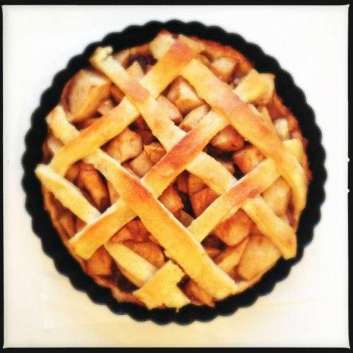 #applepie let's call this batch no.2 #Hipstamatic #Loftus #DC