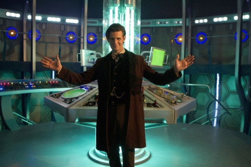 "BBC announces Doctor Who 3D special   Doctor Who celebrates its 50th birthday in November, but it is not the first time viewers have had the chance to see the Time Lord in 3D. Doctor Who's 30th anniversary was marked in 1993 with a 3D story, Dimensions in Time, broadcast as part of Children In Need. The two-part adventure was filmed on EastEnders' Albert Square set, and featured Doctor Who stars past and present, as well as cast members from the BBC soap. Stevan Moffat, the show's lead writer and producer said the latest 3D escapade would bring a ""whole new dimension of adventure for the Doctor to explore"". The special was announced as part of the BBC's latest round of drama commissions, which will also see Call The Midwife return in 2014.  Update: story link fixed!"