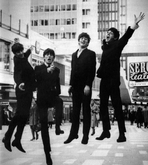 mccartneyforpresident:  The Beatles