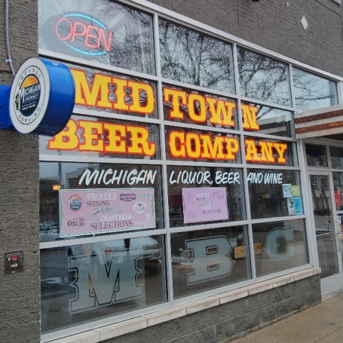 I'm back.  (at Midtown Beer Company (MBC))