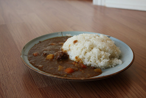 taiwanesefood:  japanese curry by mila0506 on Flickr.