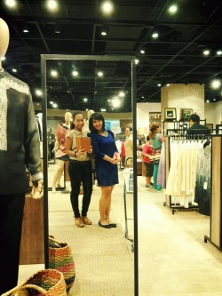 went shopping with kak irene cantik. :) with Irene at Mall of Asia – View on Path.