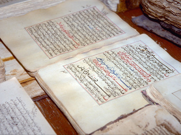 "Islamist rebels have burnt down a library full of ancient manuscripts in the Malian town of Timbuktu as they fled, according to officials. The South African-funded library contained thousands of priceless documents dating back to the 13th century. ""The rebels sit fire to the newly-constructed Ahmed Baba Institute built by the South Africans … this happened four days ago,"" Timbuktu Mayor Halle Ousmane Ciffe told Reuters by telephone from Bamako. According to the official, he received the information from his chief of communications, who had traveled south from the town on Sunday. The manuscripts were being kept in two different locations, an old warehouse and a new research center – the Ahmed Baba Institute. Both buildings were burned down, according to the mayor, who was unable to say immediately if any of the manuscripts had survived in fire. Named after a Timbuktu-born contemporary of William Shakespeare, the Ahmed Baba Institute housed more than 20,000 scholarly manuscripts. Some were stored in underground vaults.  Torch and go: Islamists burn down rare manuscript library in Timbuktu — RT"