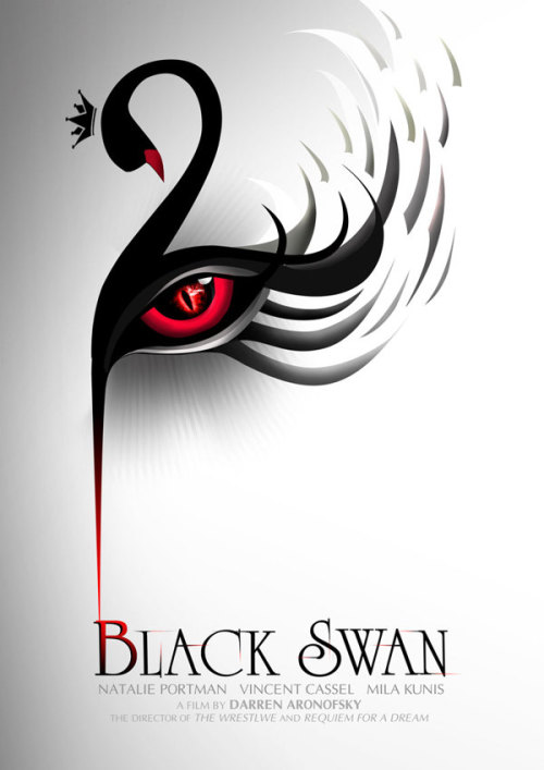 Black Swan by Hung Trinh