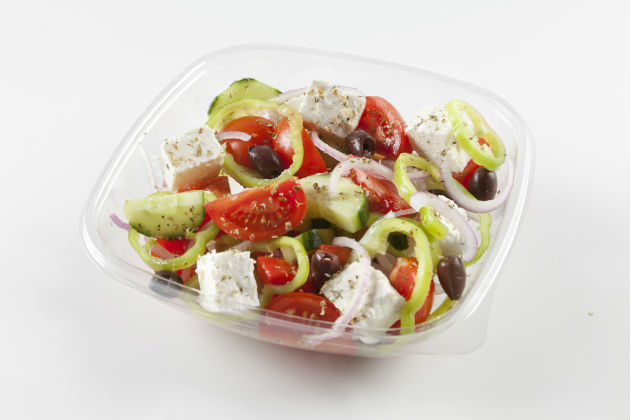 An Unbelievably Easy Greek Salad Recipe Men's Fitness - Sports, Fitness, Health, Nutrition, Style and Sex