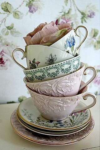 atwinklingsound:  Tea Time