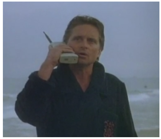 searchengineland:  Google Glass Isn't A Segway, It's Gordon Gekko's Cell Phone