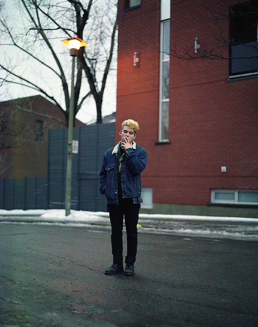 Mike. on Flickr. Pentax 6x7 Fuji 400H