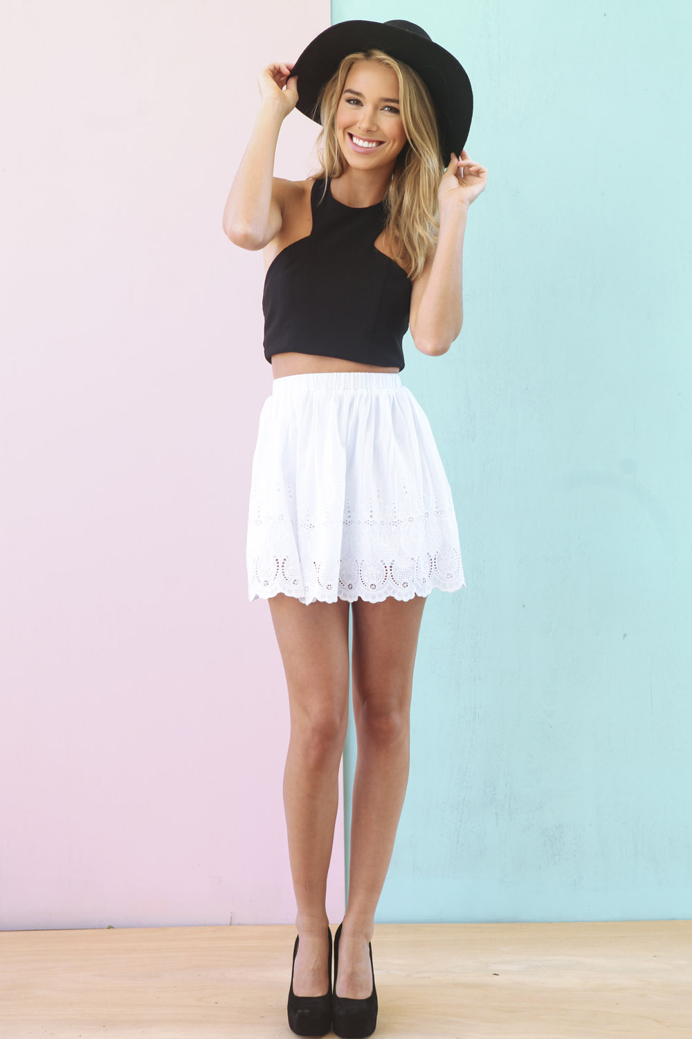 what-id-wear:  (original : Sabo Skirt )