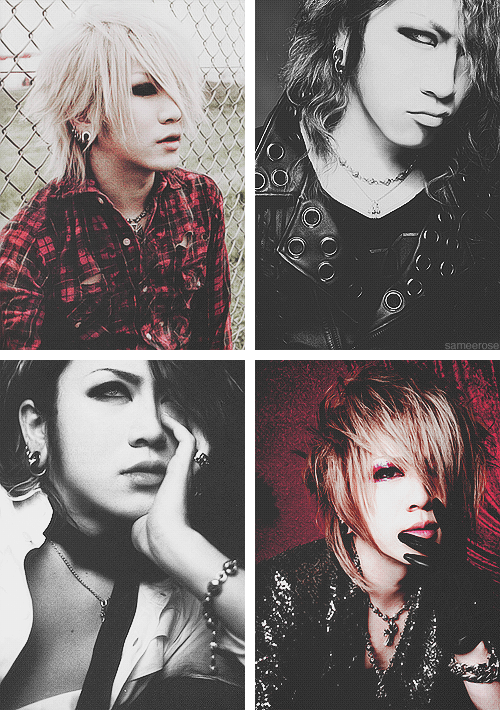 sameerose:  DAY 01 YOUR FIRST GAZETTE BIAS  ルキ