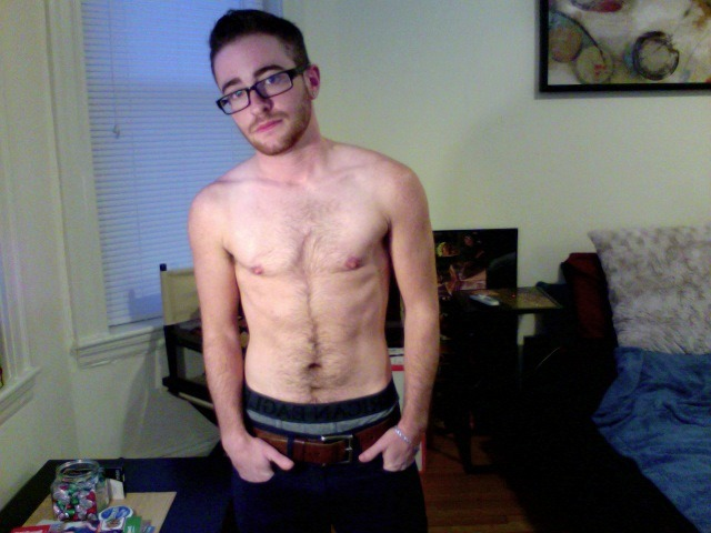 syxstring:  … and a new post-op picture. Almost five months.Nipples still getting smaller as healing continues, as well as that hard spot I was concerned about on my right side is continuing to slowly go down in size.