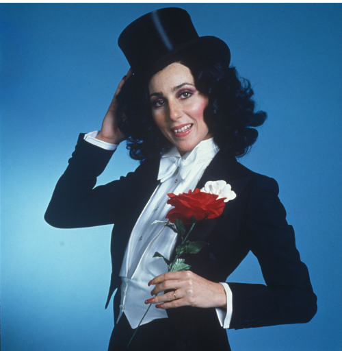 Cher born Cherilyn Sarkisian on May 20, 1946