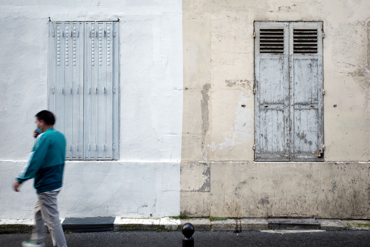 Photo credit David Cousin Marsy #ricohGR #photographers on tumblr #streetofparis#urban photography