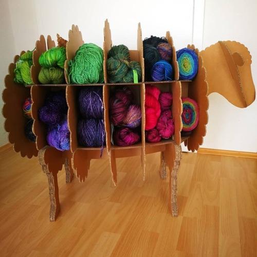 rainbow volume yarnaddict sheep wollschaf yarnlovechallengeday2 yarnlovechallenge