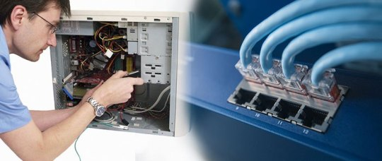 Magnolia Arkansas On Site Computer PC & Printer Repairs, Network, Voice & Data Cabling Providers