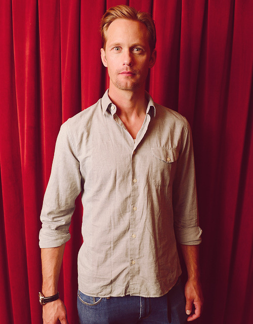 "Alexander Skarsgård | ""The East"" Portraits - 2013 SXSW [16.03.2013]"