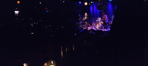 Aimee Mann live at Club Helsinki by Alysia Mazzella (panorama!) Hudson, New York April 2013