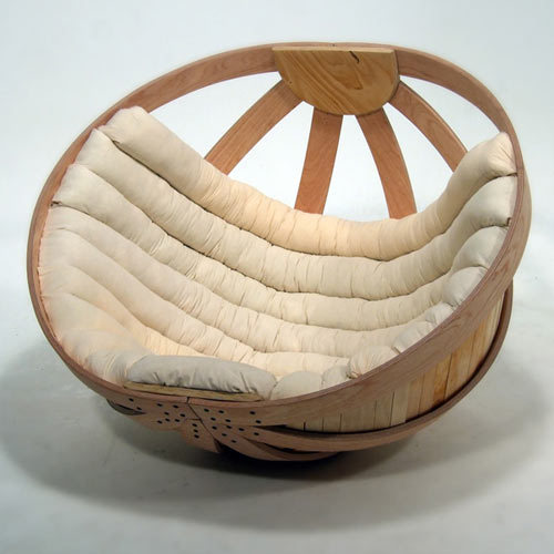 creatingaquietmind:  Cradle (via designmilk)